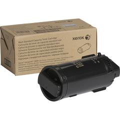 Xerox Original Toner Cartridge - Black - Laser - Standard Yield