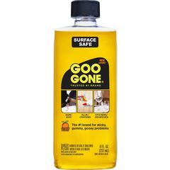 Goo Gone Gum/Glue Remover - 8 fl oz - 1 Each - Orange
