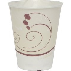 Solo Cozy Touch Hot/Cold Insulated Cups - 10 fl oz - 60 / Pack - Beige - Foam - Hot Drink, Cold Drink