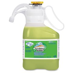 Scrubbing Bubbles Ultra Restroom Cleaner - Concentrate Liquid - 0.37 gal (47.34 fl oz) - 1 Each - Lime Green