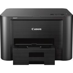 Canon MAXIFY iB4120 Inkjet Multifunction Printer - Color - Plain Paper Print - Desktop - Copier/Fax/Printer/Scanner - 600 x 1200 dpi Print - Automatic Duplex Print - 2 x Cassette 250 Sheet LCD - 1200
