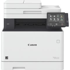 Canon imageCLASS MF735Cdw Laser Multifunction Printer - Color - Plain Paper Print - Desktop - Copier/Fax/Printer/Scanner - 28 ppm Mono/23 ppm Color Print - 600 x 600 dpi Print - Automatic Duplex Print
