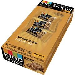 KIND Almond Butter - Trans Fat Free, High-fiber, Low Sodium, Dairy-free, Gluten-free, Peanut-free - Almond, Butter - 1.76 oz - 8 / Box