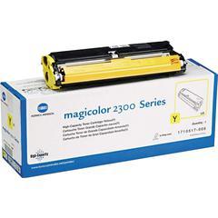 Konica Minolta Original Toner Cartridge - Laser - 4500 Pages - Yellow