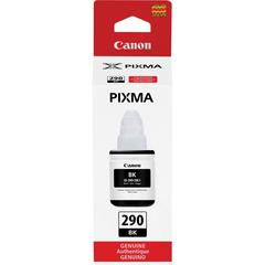Canon PIXMA GI-290 Ink Bottle - Inkjet - Black - 6000 Pages - 4.56 fl oz - 1 Each