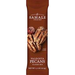 Sahale Snacks Glazed Pecans Snack Mix - Non-GMO, Gluten-free - 1.50 oz - 18 / Carton