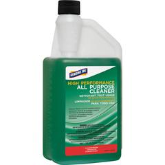 Genuine Joe All-purpose Cleaner - Concentrate - 0.25 gal (32 fl oz) - 1 Each - Green