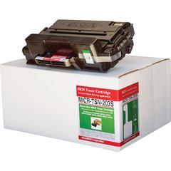 Micromicr Toner Cartridge - Alternative for Samsung (SASMLTD203) - Black - Laser - Standard Yield - 3000 Pages - 1 Each