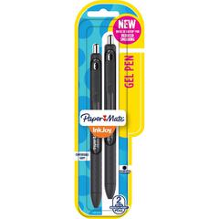 Paper Mate IJ Gel Pen - Black - 12 / Pack