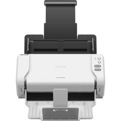 Brother ADS-2200 Wireless High-Speed Color Duplex Desktop Document Scanner with Touchscreen LCD - 48-bit Color - 8-bit Grayscale - 35 ppm (Mono) - 35 ppm (Color) - PC Free Scanning - Duplex Scanning -