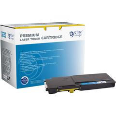Elite Image Toner Cartridge - Alternative for Dell - Yellow - Laser - 4000 Pages - 1 Each