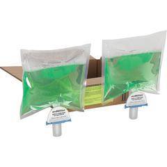 enMotion Refill Gentle Foam Soap - Fresh Scent - 40.6 fl oz (1200 mL) - Bacteria Remover - Hand - Green - pH Balanced, Moisturizing, Bio-based, Rich Lather, VOC-free - 2 / Carton