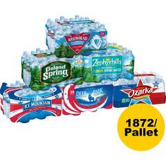 Nestle Premium Bottled Spring Water - 16.91 fl oz (500 mL) - Bottle - 1872 / Pallet