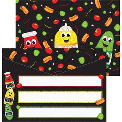 Ashley Culinary Design Must-do Poly Folder - Poly - Assorted - 6 / Set