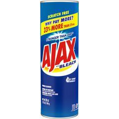 AJAX Bleach Powder Cleanser - Powder - 28 oz (1.75 lb) - 1 Each - Blue