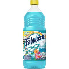 Fabuloso Multi-purpose Cleaner - Liquid - 0.17 gal (22 fl oz) - Ocean Paradise ScentBottle - 1 Each - Blue