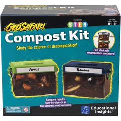 GeoSafari Compost Kit - Theme/Subject: Learning - Skill Learning: Observation, Science Experiment - 8+