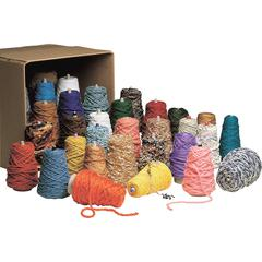 Pacon Yarn Value Box - 300 ft Length - Assorted