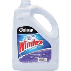 Windex Non-ammoniated Cleaner - 1 gal (128 fl oz) - 1 Each - Purple