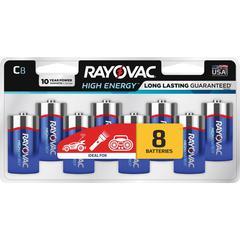 Rayovac Alkaline C Batteries - C - Alkaline