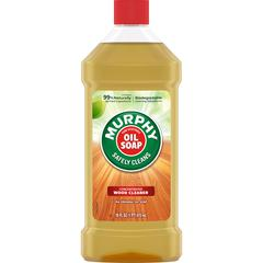 Murphy Oil Soap Wood Cleaner - Concentrate Oil - 0.13 gal (16 fl oz) - 1 Each - Tan