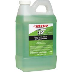 Betco Green Earth Natural All Purpose Cleaner - Concentrate Liquid - 0.53 gal (67.63 fl oz) - Clean Scent - 1 Each - Green
