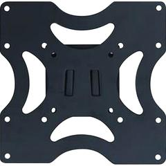 "DAC Wall Mount for Flat Panel Display - Black - 23"" to 37"" Screen Support - 80 lb Load Capacity"