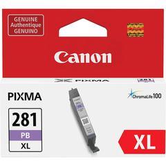 Canon CLI-281XL Original Ink Cartridge - Blue - Inkjet - 1 Each