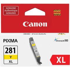 Canon CLI-281XL Original Ink Cartridge - Yellow - Inkjet - 1 Each