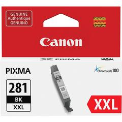 Canon CLI-281 XXL Original Ink Cartridge - Black - Inkjet - 1 Each