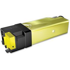 Media Sciences Toner Cartridge - Alternative for Dell (331-0718) - Yellow - Laser - High Yield - 3000 Pages - 1 Each