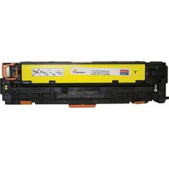 SKILCRAFT Remanufactured Toner Cartridge - Alternative for HP 304A (CC532A) - Yellow - TAA Compliant - Laser - 2800 Pages - 1 Each