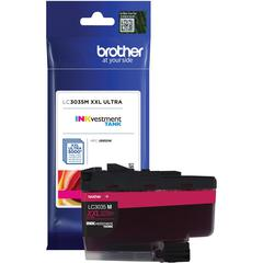 Brother Genuine LC3035M Single Pack Ultra High-yield Magenta INKvestment Tank Ink Cartridge - Inkjet - Ultra High Yield - 5000 Pages - 1 Pack