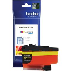 Brother Genuine LC3035Y Single Pack Ultra High-yield Yellow INKvestment Tank Ink Cartridge - Inkjet - Ultra High Yield - 5000 Pages - 1 Pack