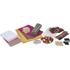 Pacon Learn It By Art Makerspace Builder I - 1 / Kit - Assorted