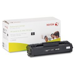 Xerox Remanufactured Toner Cartridge - Alternative for HP 06A (C3906A) - Black - Laser - 2500 Page - 1 Each