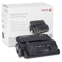 Xerox Remanufactured Toner Cartridge - Alternative for HP 39A (Q1339A) - Black - Laser - 18000 Page - 1 Each