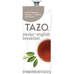 Mars Drinks Tazo Black Tea Freshpack - Compatible with Flavia Barista, Flavia Creation 500, Flavia Creation 200, Flavia Creation 150 - Black Tea - 0.10 oz - Kosher - 80 / Carton