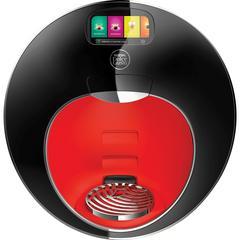 Nescafe Dolce Gusto Majesto Automatic Coffee Brewer - 1.90 quartSingle-serve - Smart Connect - Black, Red
