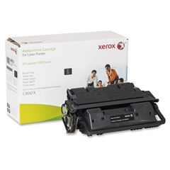 Xerox Remanufactured Toner Cartridge - Alternative for HP 61X (C8061X) - Black - Laser - 10000 Pages - 1 Each