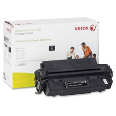 Xerox Remanufactured Toner Cartridge - Alternative for HP 96A (C4096A) - Black - Laser - 5000 Pages - 1 Each