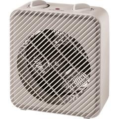 Lorell 3-Setting Heater - 3 x Heat Settings - Portable - White