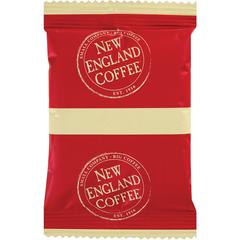 New England Colombian Supremo Coffee - Colombian Supremo, Rich Aroma - 2.5 oz Per Pack - 24 / Carton