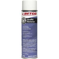 Betco Graffiti Remover - Ready-To-Use Spray - 0.12 gal (15 fl oz) - 1 Each - Clear