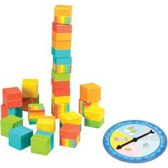 Educational Insights My First Game Tumbleos - Theme/Subject: Learning - Skill Learning: Game, School, Creativity, Color Matching, Fine Motor, Number, Counting, Language