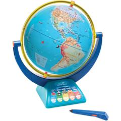 GeoSafari Jr. Talking Globe - Theme/Subject: Learning - Skill Learning: Geography, Life Science