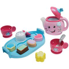 Laugh & Learn - Sweet Manners Tea Set - Plastic