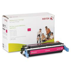 Xerox Remanufactured Toner Cartridge - Alternative for HP 641A (C9723A) - Magenta - Laser - 8000 Page - 1 Each