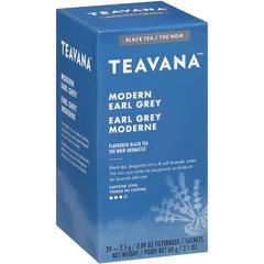 Teavana Modern Earl Grey Tea - Black Tea - Modern Earl Grey, Bergamot - 0.09 oz Per Bag - 24 Teabag - 24 / Box