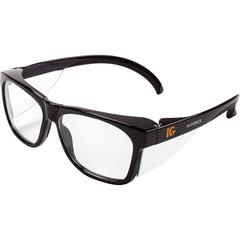 Kimberly-Clark Professional Safety Glasses - Recommended for: Outdoor - Anti-scratch, Comfortable, Lightweight - Universal Size - Fog, Flying Particle, UVA, UVB, UVC Protection - Polycarbonate Lens -
